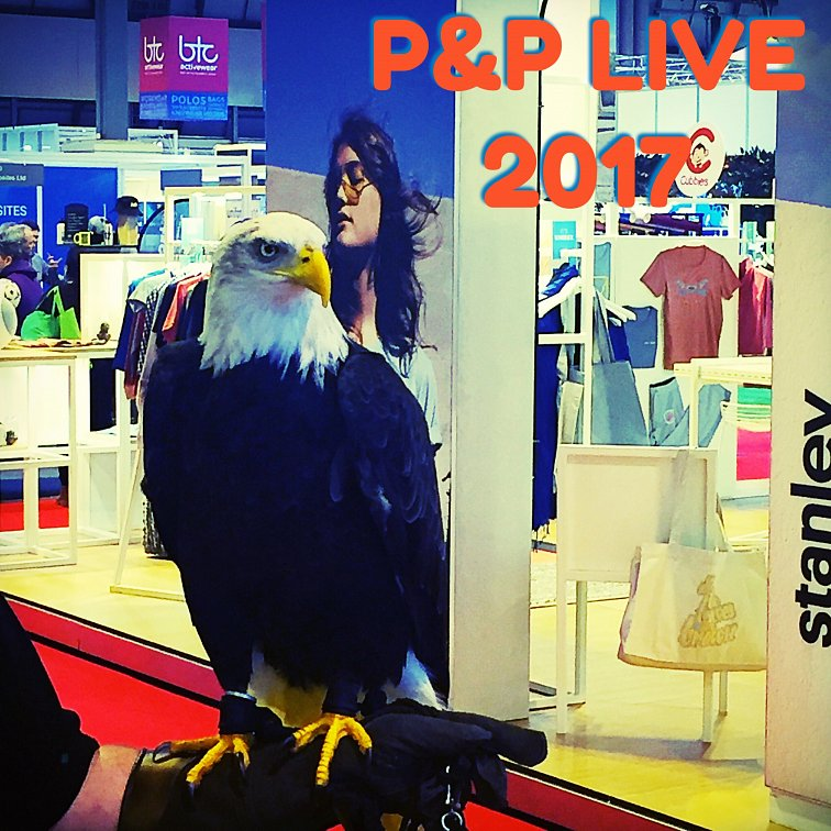 The Printwear & Promotion Show LIVE 2017 – worth the trip?